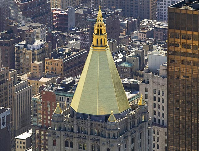 Gilded Age: Challenges for Those Who Leaf : Durability + Design News